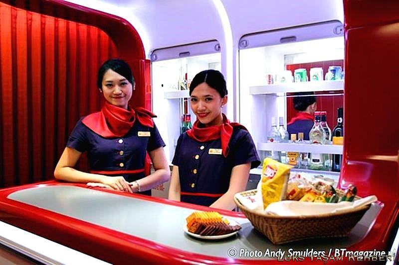 Hong Kong Airlines Airbus A330-200 Club Premier