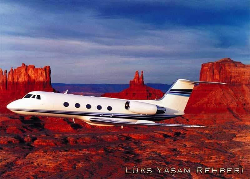 Gulfstream II Jet