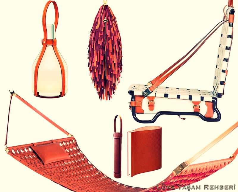 Louis Vuitton Campanas Maracatu Seyahat Mobilyası