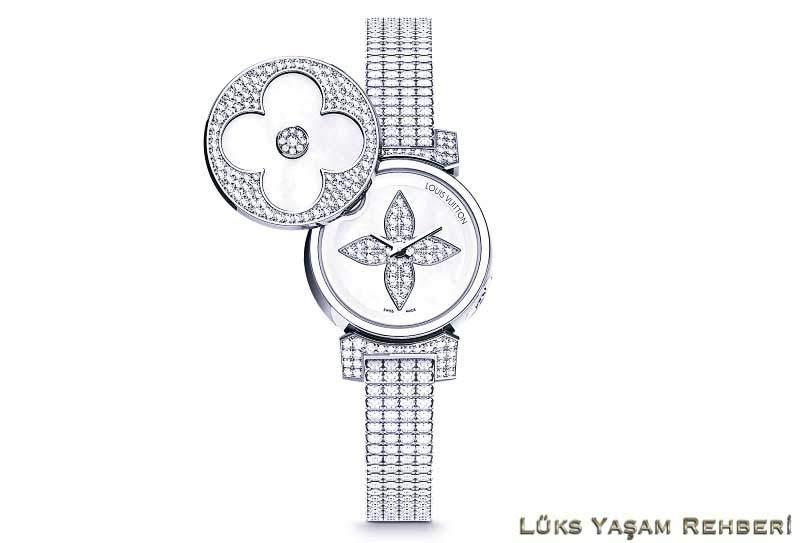 Louis Vuitton Tambour Bijou Secret Saat
