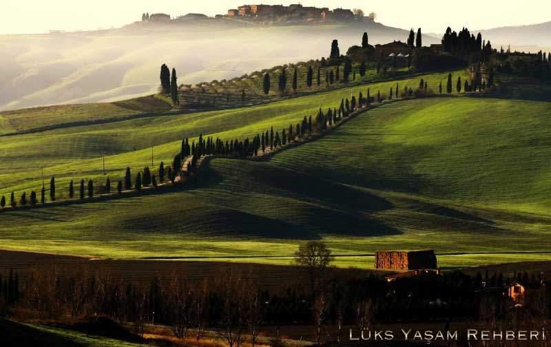 Toskana İtalya