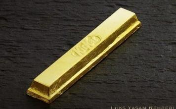 Altın Kaplama Nestle KitKat