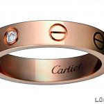 Cartier Aşk Yüzüğü