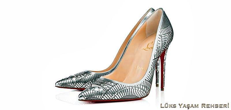 Christian Louboutin Topuklu Ayakkabı