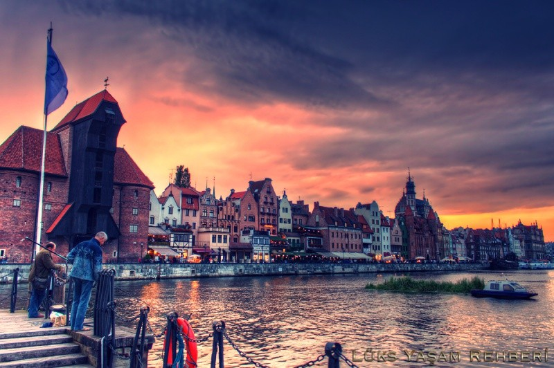 Gdansk / Polonya