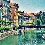 Ljubljana / Slovenya