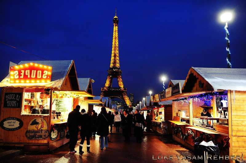 Paris Yılbaşı Festivali