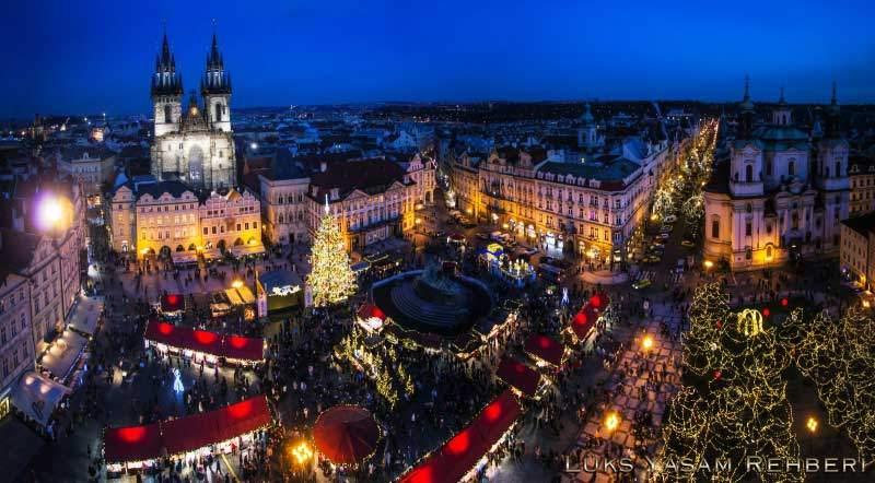 Prag Yılbaşı Festivali