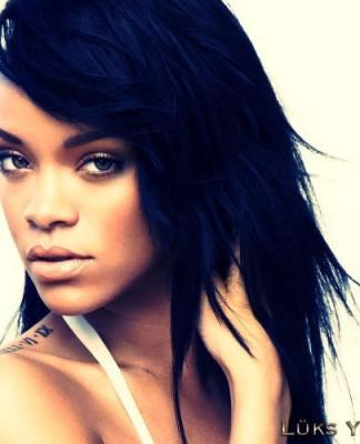 Rihanna'nın Saç Bakımı