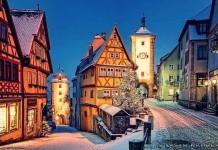 Rothenburg / Almanya
