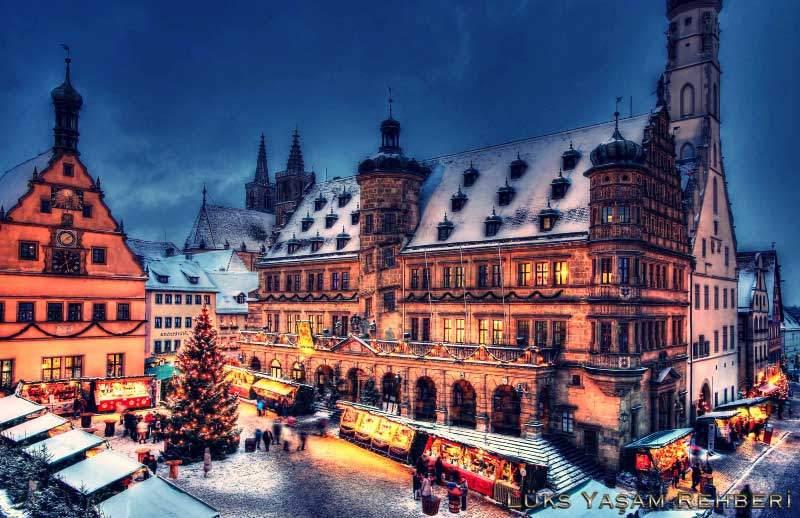 Rothenburg Yılbaşı Festivali