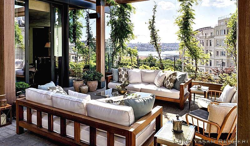 Soho House İstanbul Otel Odası