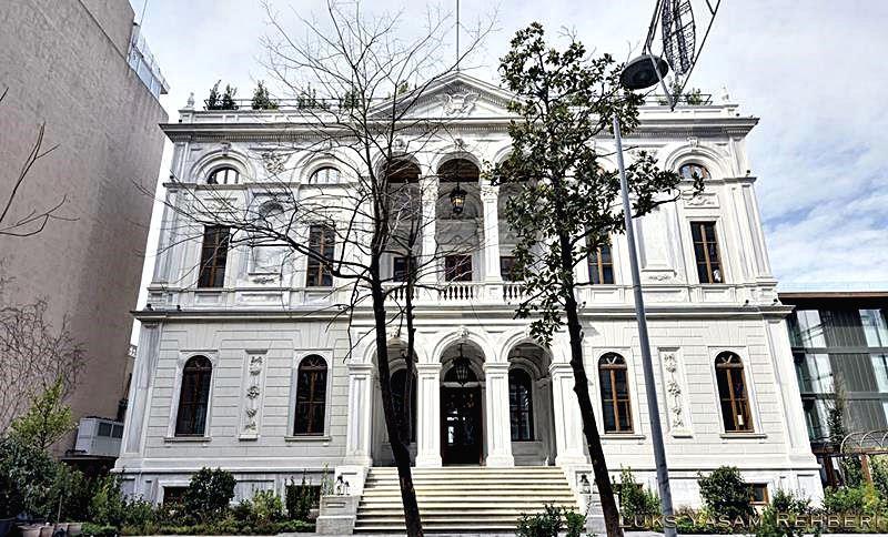 Soho House İstanbul Bina