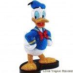 Swarovski Kaplı Donald Duck
