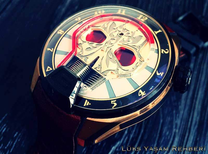 MB&F HM6 RT Red Gold