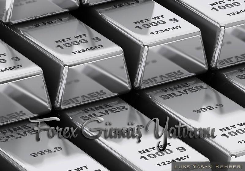 Forex Gümüş Yatırımı