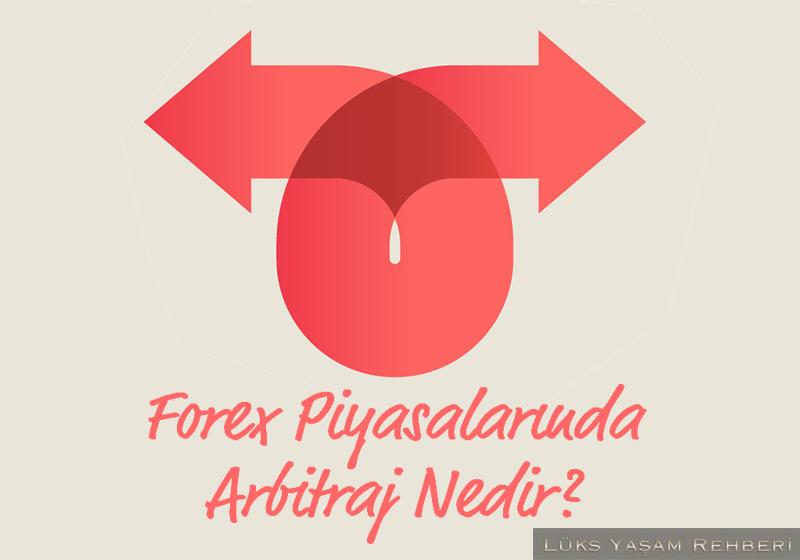 Forex Piyasalarında Arbitraj Nedir?